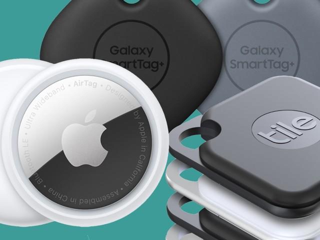 Vergelijking: AirTag vs Tile vs Samsung Galaxy SmartTag