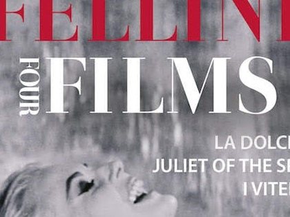 Federico Fellini's 8 ½ and Four Film Box Set coming to Blu-ray