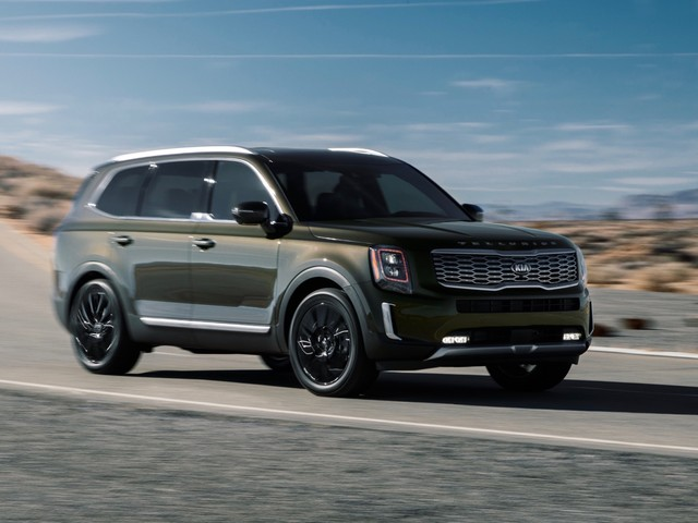2020 Kia Telluride Review: A cool family SUV