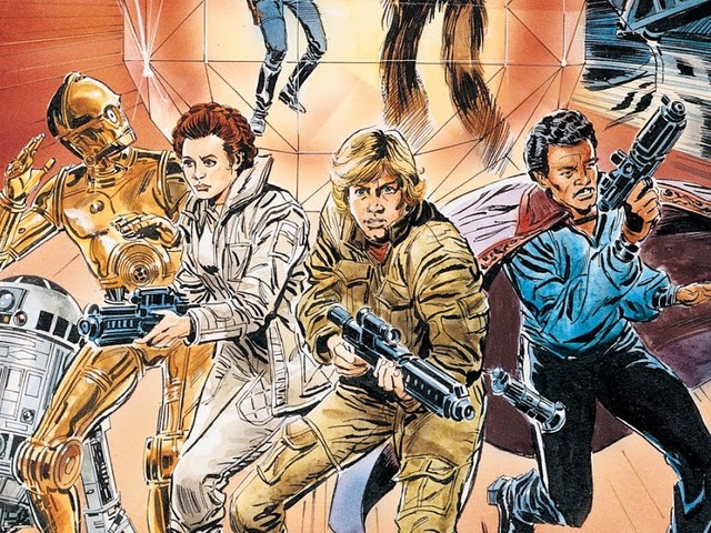 MARVEL ANNOUNCES STAR WARS ORIGINAL MARVEL YEARS #50 FASCIMILE!