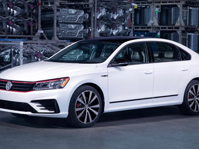 2018 VW Passat GT gets more aggressive