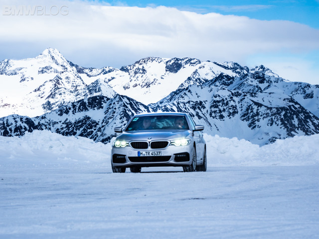 BMW Winter Experience – Cross That Item Off Your Bucket List