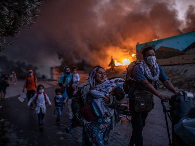 Nederland vangt Griekse vluchtelingen op, maar mist alleenstaande kinderen