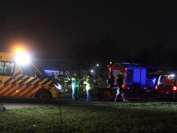 Voetganger overleden na aanrijding op snelweg A58 bij Roosendaal