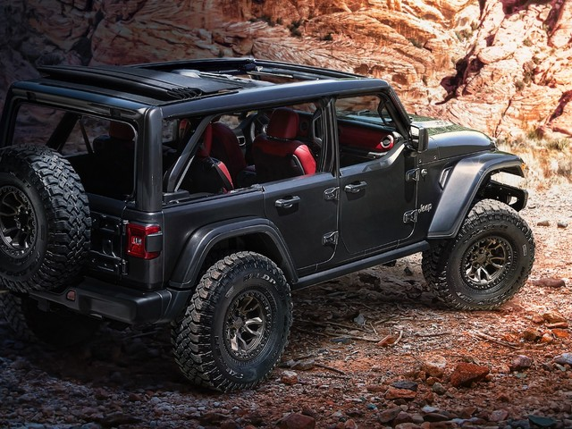 Jeep Wrangler Rubicon 392 is reportedly headed to production