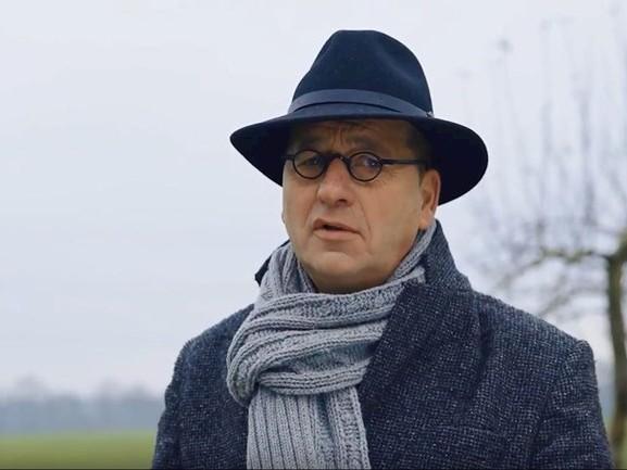 Oud-burgemeester Staphorst krijgt letterlijk een 'warm afscheid'