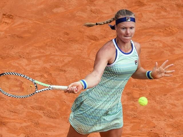 Soms is verliezen geen drama: Kiki Bertens heeft nu extra rust voor Roland Garros