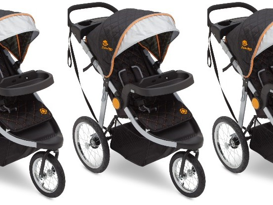 28,000 Jogging Strollers Recalled Because Kids Could Fall Out