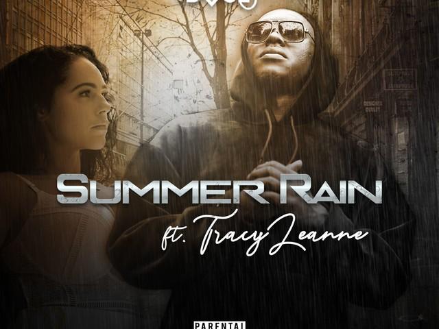 "Joey BASE Drops ""Summer Rain"" Feat. TracyLeanne"