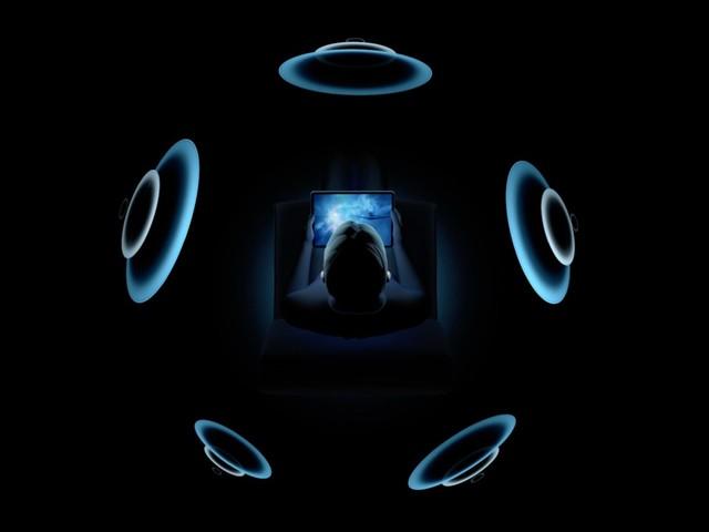 Uitleg: Dit is Spatial Audio voor de AirPods Pro
