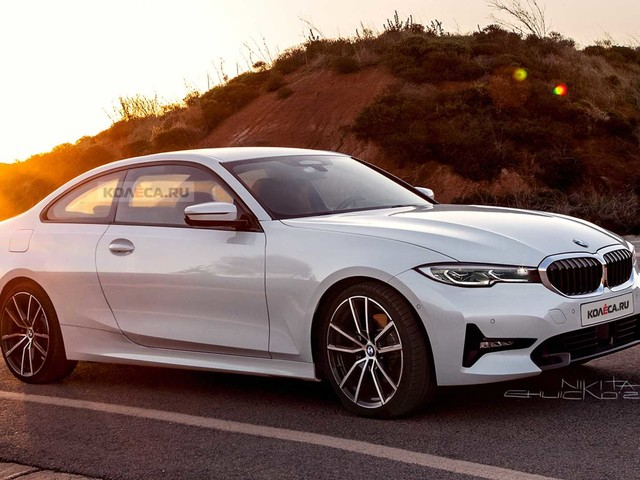SPIED: 2020 BMW 4 Series Coupe looks like a Baby 8 Series
