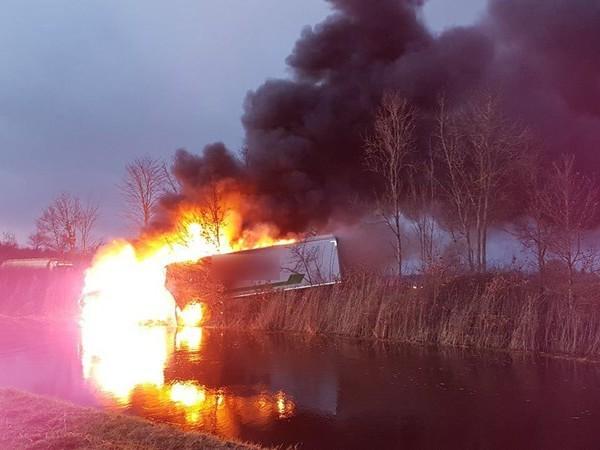 Slachtoffer dodelijk ongeluk N377 Dedemsvaart man uit Slagharen
