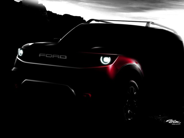 Ford has trademarked the Adrenaline name, but for what?