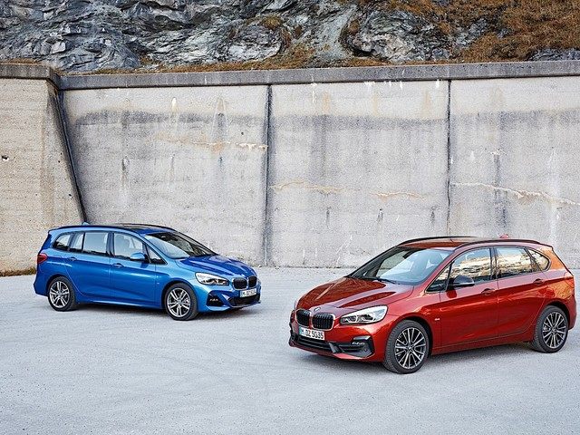 Video: BMW 2 Series Active Tourer Stars in Official Launch Film