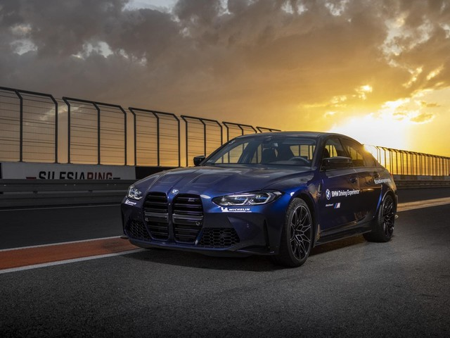 VIDEO: Joe Achilles Takes Delivery of His Own G80 BMW M3