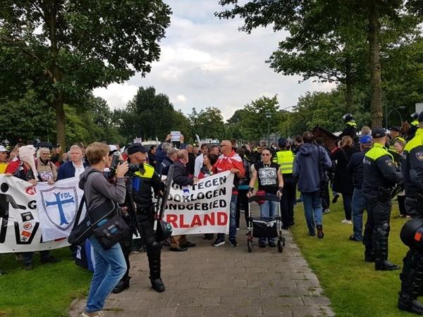 Extreem-rechtse NVU zondag niet enige partij met demonstratie in Enschede