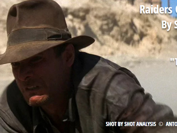 This Shot by Shot Video On The Desert Chase From Raiders of the Lost Ark is a Fascinating Watch