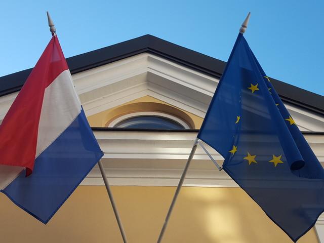 Zijlstra over buitenlands beleid: Europese Unie centraler nu VS zich terugtrekken