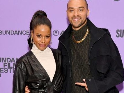 Sundance Coupled Up: Taylour Paige & Jesse Williams Flaunt Their Thespian Tenderness In Utah