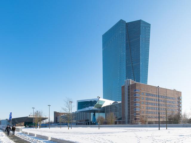 Gehackte ECB-website uit de lucht gehaald