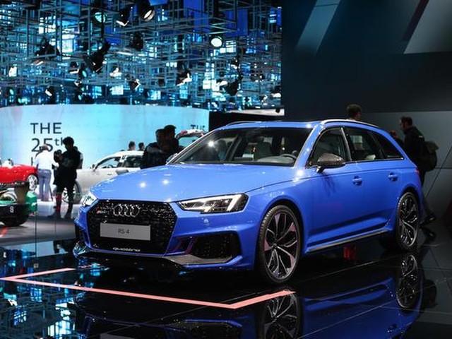 VIDEO - Klassieke kleur voor Audi's knalstation