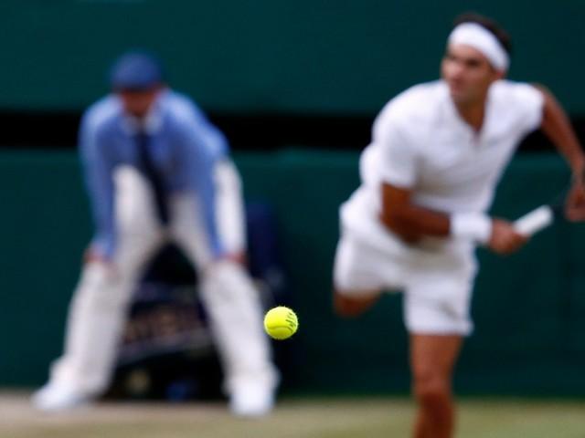 Federer: 'Oké, dan is mijn carrière over....'