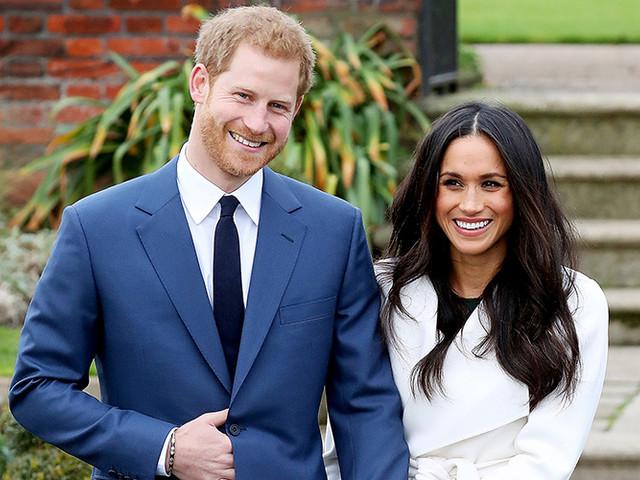 Prince Harry And Meghan Markle Set A Wedding Date!