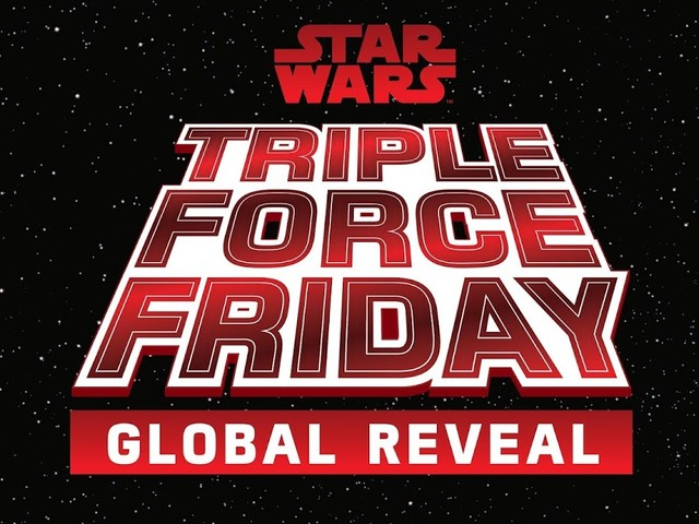 TEASER TRAILER: TRIPLE FORCE FRIDAY LIVE STREAM WITH BIG STARS!