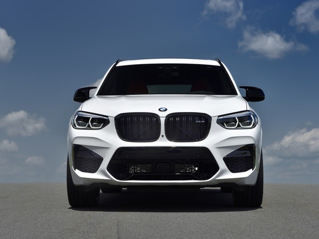 The new BMW X3 M gets a video commercial in NYC