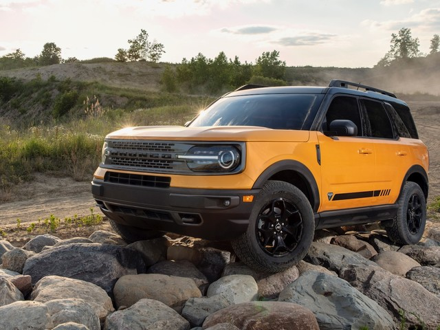 2021 Ford Bronco Sport is a more rugged Escape