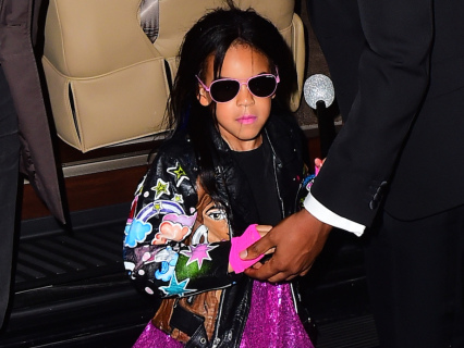 "An Icon Livin': Watch Blue Ivy Carter Gettin' It To ""Before I Let Go"" During Dance Recital [VIDEO]"
