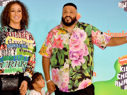 ANOTHER ONE! DJ Khaled & Wife Nicole Tuck Welcome Baby #2