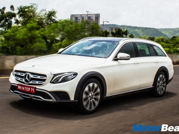 2018 Mercedes E-Class All-Terrain Test Drive Review – Practical Luxury Estate