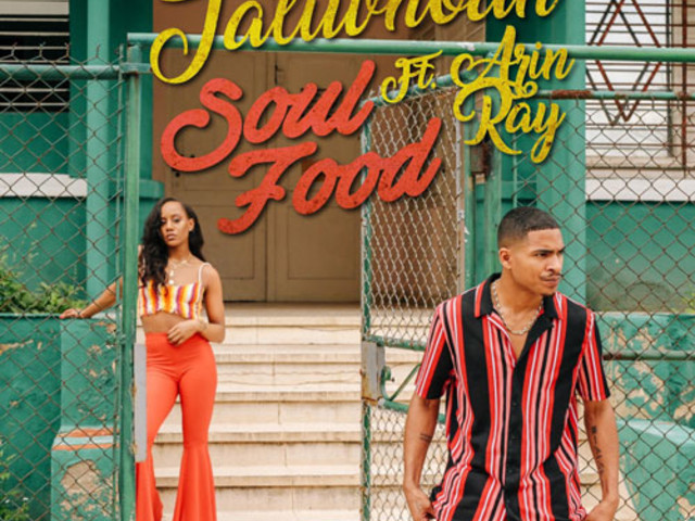 "Arin Ray Joins R&B Songstress Taliwhoah On ""Soul Food"""