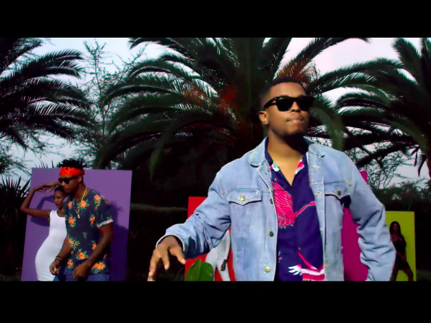"Superstar Ace & Anatii Link Up for ""Summertime"" Video"