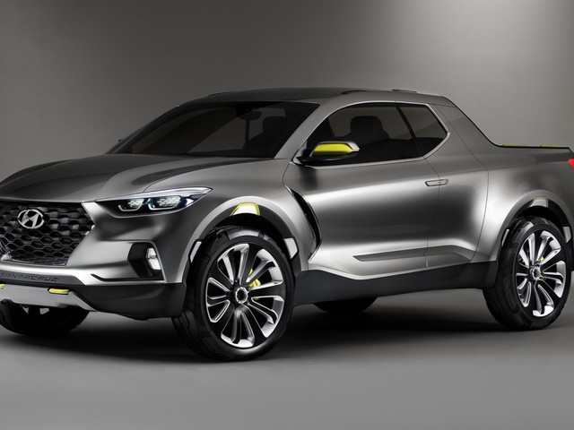 Hyundai Santa Cruz pickup won't look like the concept