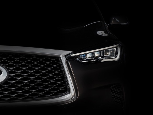 2019 Infiniti QX50 teased ahead of its debut in LA
