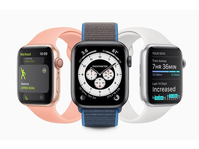 Deze watchOS 7-functies maken de Apple Watch gezonder en sportiever