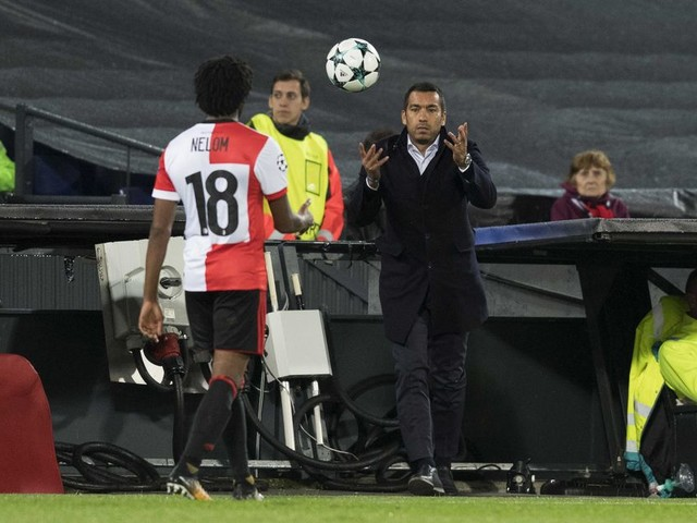 Pijnlijke terugkeer voor gedeklasseerd Feyenoord