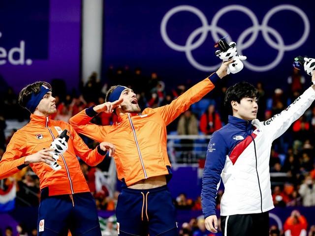 Favoriet Nuis maakt het waar met goud op 1500 meter