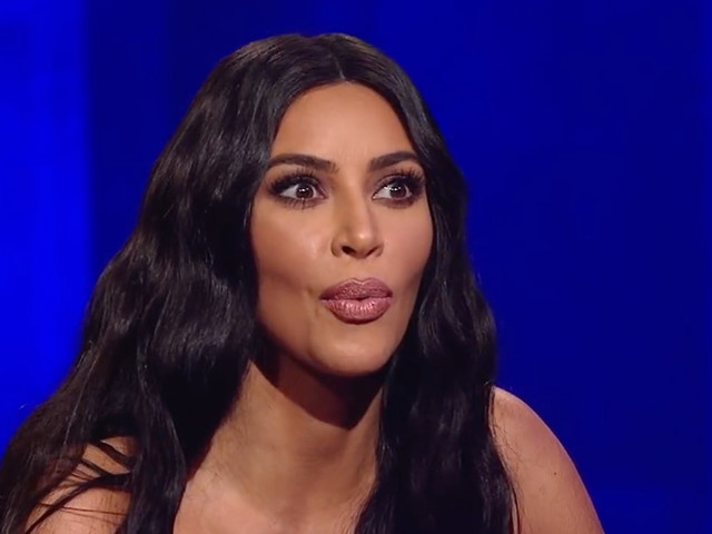 Kim Talks Kanye, Trump, And Privacy On Alec Baldwin's New Talk Show