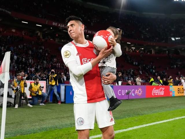 Edson Álvarez, De Machine van Ajax: 'Mijn familie is hier, ik voetbal steeds beter'