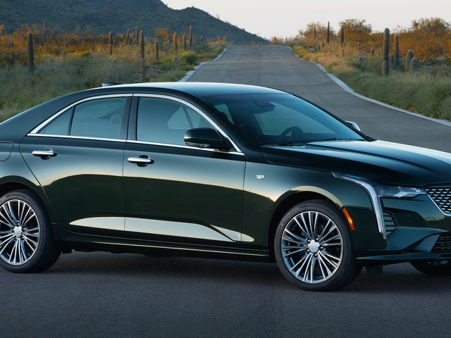 2020 Cadillac CT4 Review: The new and improved ATS