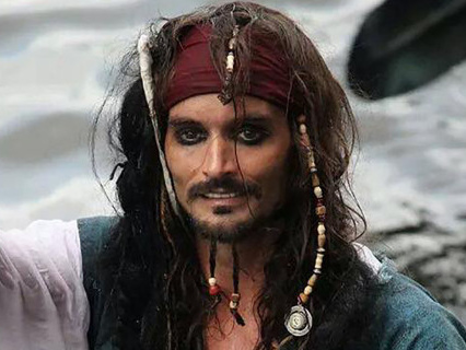 A Pirate's Life: Florida Man Known For Wearing Captain Jack Sparrow Costume Perishes Paddleboarding