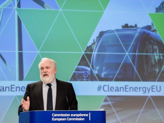 Europees Parlement scherpt energiedoelen aan