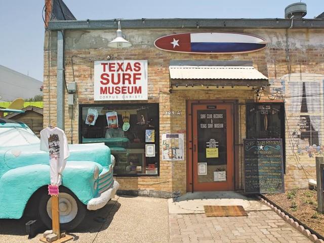 De onbekende Texas (surf) Riviera
