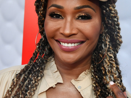 Ring Blingin' Cynthia Bailey & Other Celebs Kick Off PGA TOUR Championship Week At Tee Up ATL