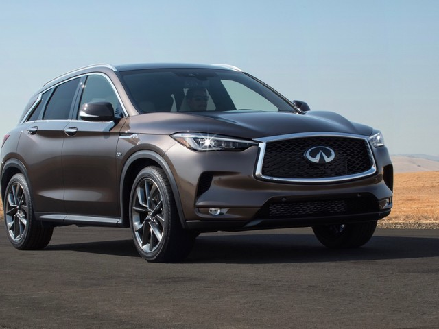 2019 Infiniti QX50 priced at $37,545
