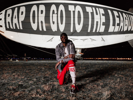 2 Chainz Announces Fifth Album, 'Rap or Go To The League'