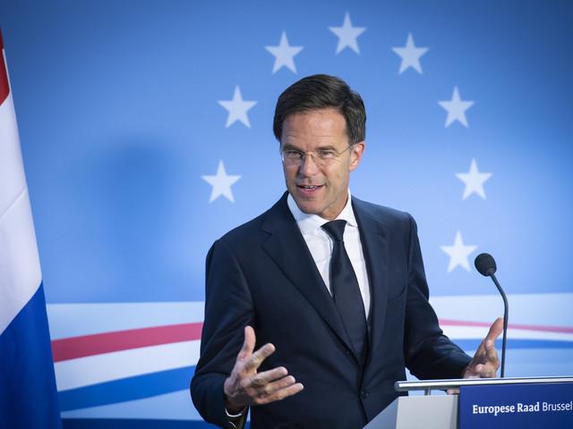 Rutte: centrumrechts is overeind gebleven